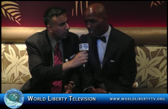 Interview with the Oldest Boxer in History to win a Title, Bernard Hopkins – New York, 2012