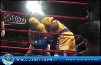 85th Annual New York Golden Gloves Finals at Madison Square Garden – New York, 2012