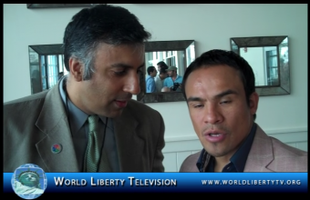 Interview with Juan Manuel Marquez, Three-Division World Boxing Champion from Mexico – 2011