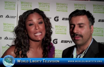 Exclusive Interview with Laila Ali, Women's World Boxing Champion – 2011