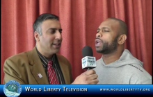 Interview with Roy Jones Jr. Eight Time World Boxing Great- 2011