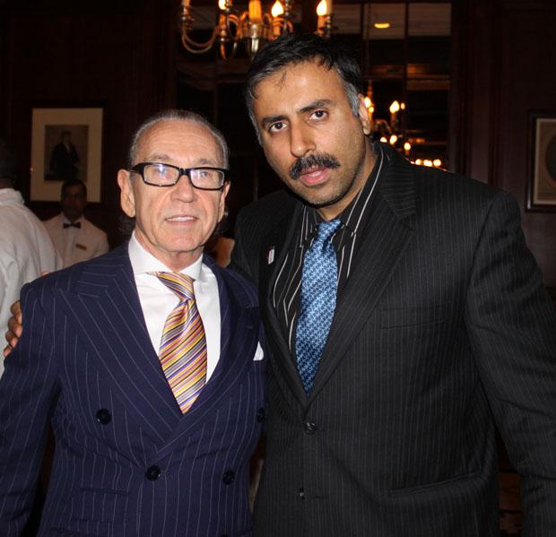 Dr.Abbey with World Renowned Attorney Sanford Rubenstein