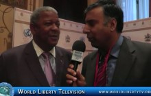 Interview with Prime Minister of Antigua and Barbuda, Dr.W.Baldwin Spencer 2013