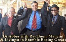"""Exclusive interview with Ray """"Boom Boom"""" Mancini former World Lightweight Boxing Champion – 2013"""