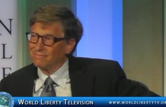 "Bill Gates (World's Richest Man) Speech at The CGI 2103: ""Big Bets"" Philanthropy: Partnership, Risk Taking, and Innovation"
