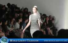 Ellassay Designs from Shenzhen ,China  Fashion Show at Lincoln Center NY 2013