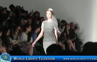 Ellassay Designs from Shenzhen ,China  Fashion Show at Lincoln Center NY 2013
