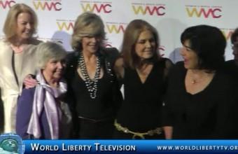 Julie Burton, President of the Women's Media Center – 2013