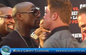 "See What James J. Murren, Chairman and CEO of MGM Resorts International Has To Say About Boxing Great  Floyd ""Money"" Mayweather – 2013"