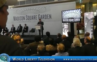 Madison Square Garden Unveils Completely Transformed Arena, 2013