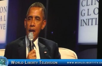 President Barack Obama, 44th President of the USA Speaking about Health Care at The CGI Meeting 2013