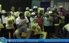 Humanitarians of the World Inc. Needy Family Presentation (2013)