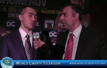 Exclusive Interview with Beibut Shumenov, WBA/ IBA World Light Heavyweight Champion from Kazakhstan 2014