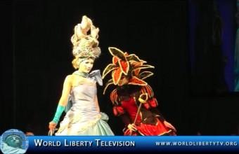 International Beauty Show (IBS) Hair show Presentation- 2014