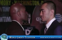 Hopkins VS Shumenov  for The Light Heavyweight Championship Unification -April 2014