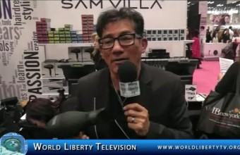 International Beauty Show at NYC, Vendor and Exhibitor  Interviews -2014
