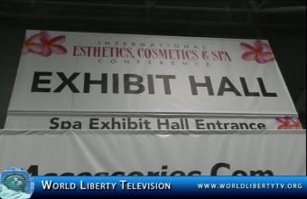 International Esthetics, Cosmetics and Spa Conference at NY Javit Center-2014