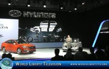 Hyundai Debuts the all new 2015 Sonata at NY International Auto Show -2014