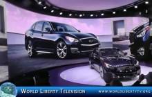 Infiniti Debuts Q70 Luxury Sedan at the NY International Auto Show -2014