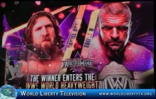 Triple H vs. Daniel Bryan, at WrestleMania 30 in New Orleans-2014