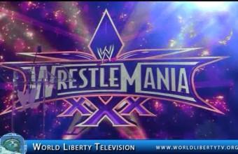 WWE WrestleMania 30 Press Conference at Hard Rock Café NYC- 2014
