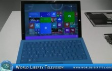 Microsoft debuts 12″ Surface Pro 3, its super-slim laptop-killing tablet in New York-2014