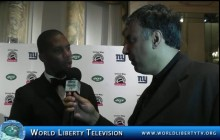 Interview with Victor Cruz New York Giants Wide Reciever-2014