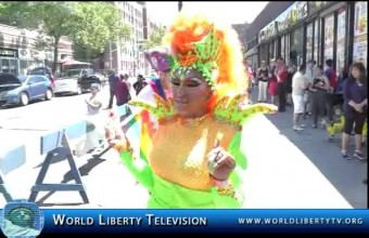 LGBTQ ,Pride Parade Shootouts  for World Liberty TV LGBTQ Channel-2014