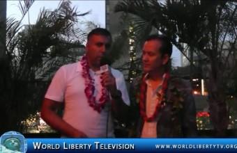 Interview with Kirk Hubbard, III CEO of Reyn Spooner  Designs from Hawaii- 2014