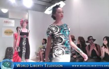 Angola Designers Showcase at Fashion Gallery for NYFW-2014