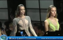 NYFW: Herve Leger by Max Azria Spring 2015 Runway Show