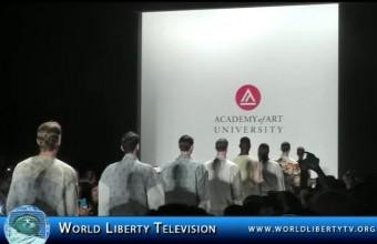 NYFW: Academy of Art University Spring 2015 Show