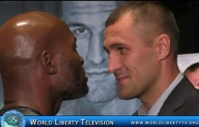 Bernard Hopkins VS Sergey Kovalev Light Heavyweight Unification Bout PR Conf -2014