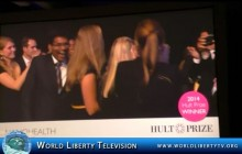 Hult Prize Dinner at CGI-2014