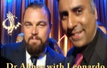 Superstar Actor Leonardo DiCaprio Founder Leonardo DiCaprio Foundation-2014