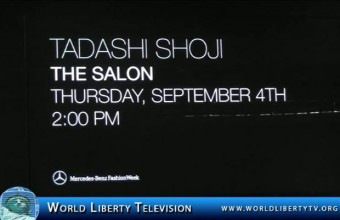 Mercedes Benz Fashion Week: Tadashi Shoji Spring 2015