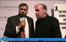 Exclusive interview with John Paul Dejoria co-founder of Paul Mitchell Salon hair care line-2014