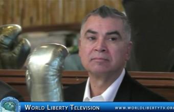 Carlos Palamino former World Welterweight Boxing Champion-2014