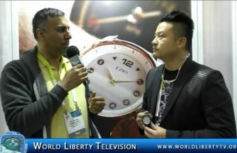 Exclusive interview with Wayne Leung CEO of EZIO Smartwear-2015