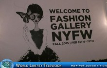 NYFW Gallery Showcase of Designer  ese AZeNABOR-2015