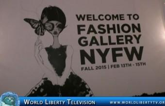 NYFW Gallery Showcase of Designer  ese AZeNABOR-2015