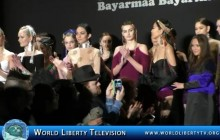 Bayarmaa Bayarkhuu Designer for MONGOL Fashion show-2015