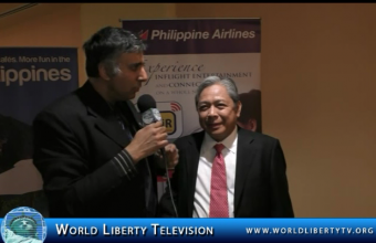 Philippine Airlines (PAL) Announcement of Flying From Manila to NYC – 2015