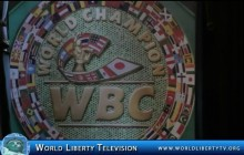 Mayweather VS Pacquiao Press Conference for  1 Million Dollars, WBC Emerald Belt NYC-2015
