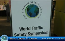 World Traffic Safety Symposium at Jacob Javits Center-2015