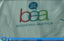 Book Expo of  America at NY Javit Center-2015