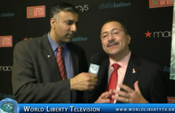 Exclusive Interview With Guillermo Chacón, President Latin Commission on Aids NYC-2015