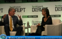 Tech Crunch DISRUPT 2015-New York