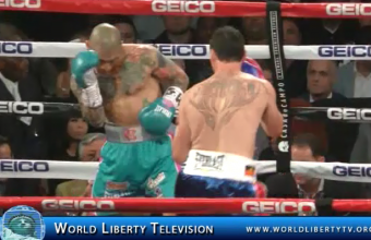 Cotto VS Geale Fight  & Press Conference -2015