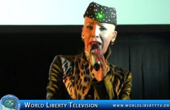 Live Performance by Puerto-Rican Entertainer Ivy Queen at PR Gala in NYC-2015
